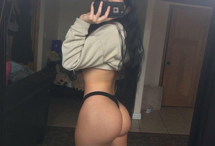 76 Naughty White Babes With Phat Ass Photos Collection